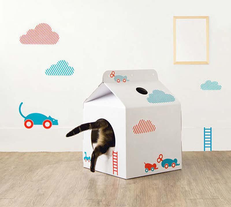 For Cats 3 Кошачьи домики
