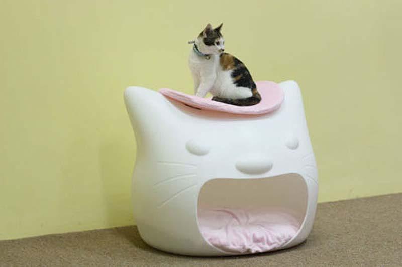 For Cats 30 Кошачьи домики