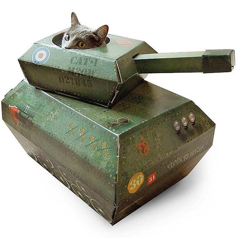For Cats 4 Кошачьи домики