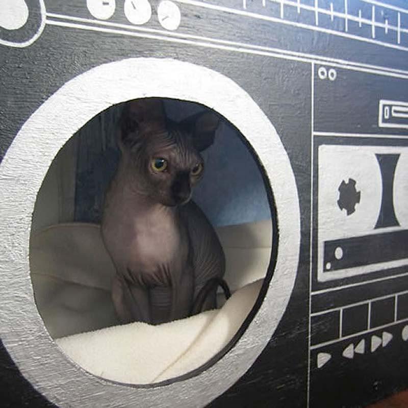 For Cats 7 Кошачьи домики