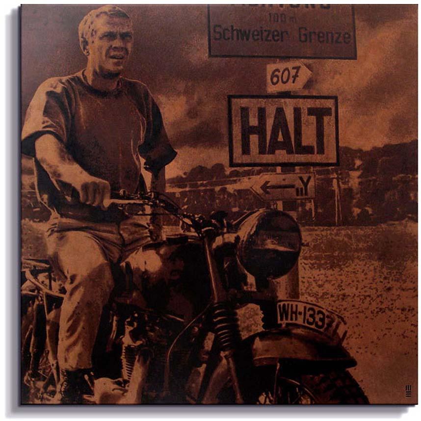 Frieze Art Fair 16 Картины на коже