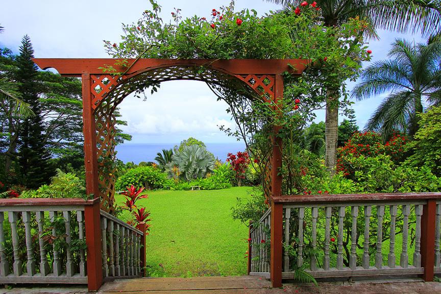 GARDEN OF EDEN ARBORETUM 25 Сады острова Мауи