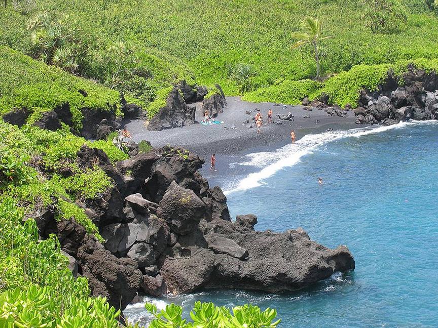 GARDEN OF EDEN ARBORETUM 31 Сады острова Мауи