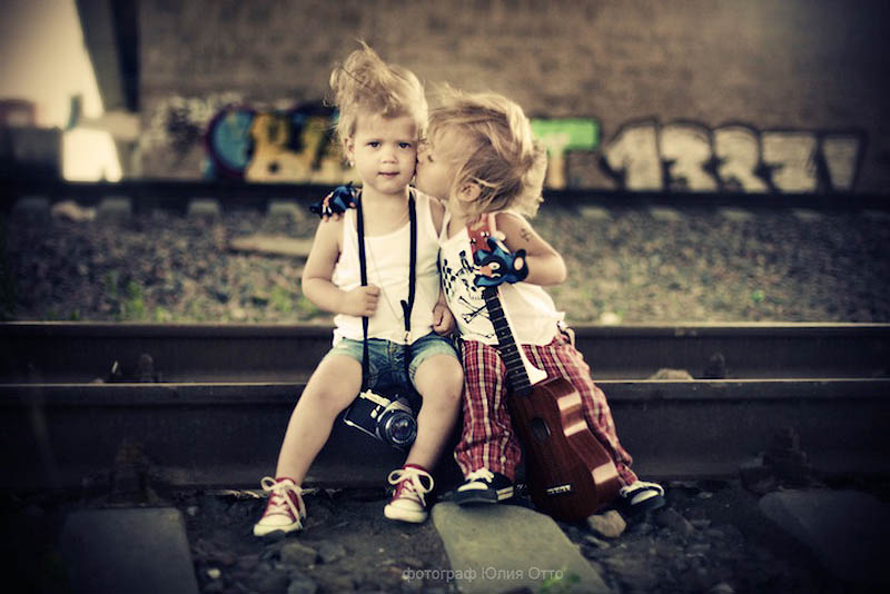 Glazastn Невероятно очаровательные детские фотографии