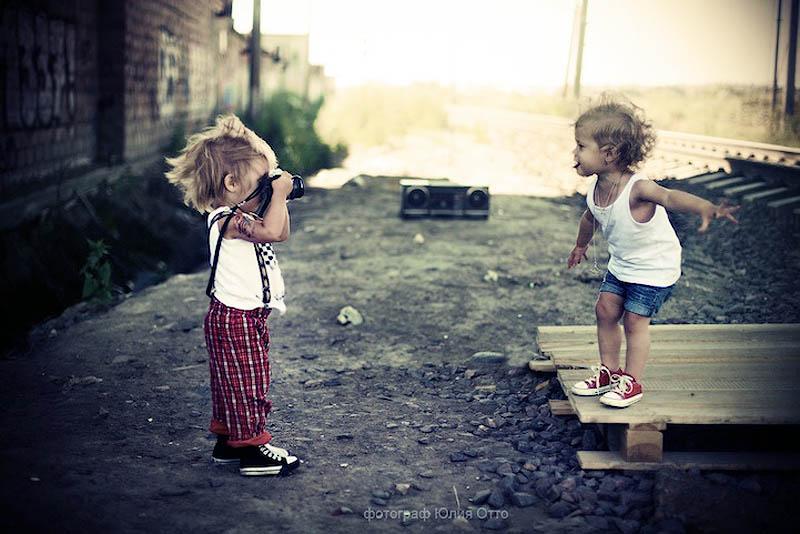 Glazasto Невероятно очаровательные детские фотографии