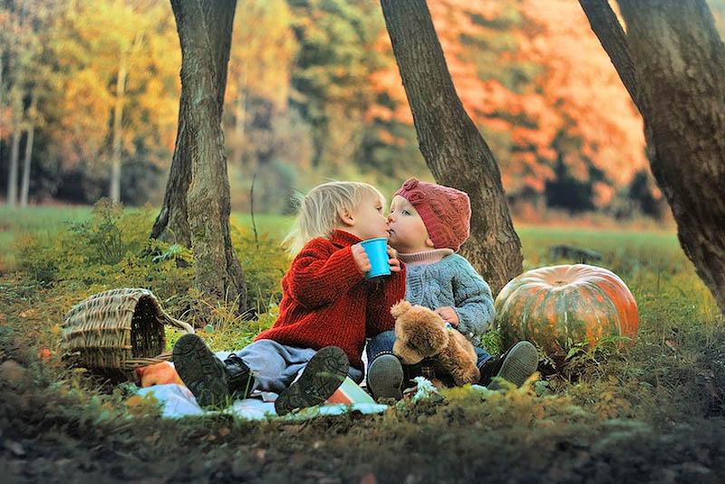 Glazasts Невероятно очаровательные детские фотографии