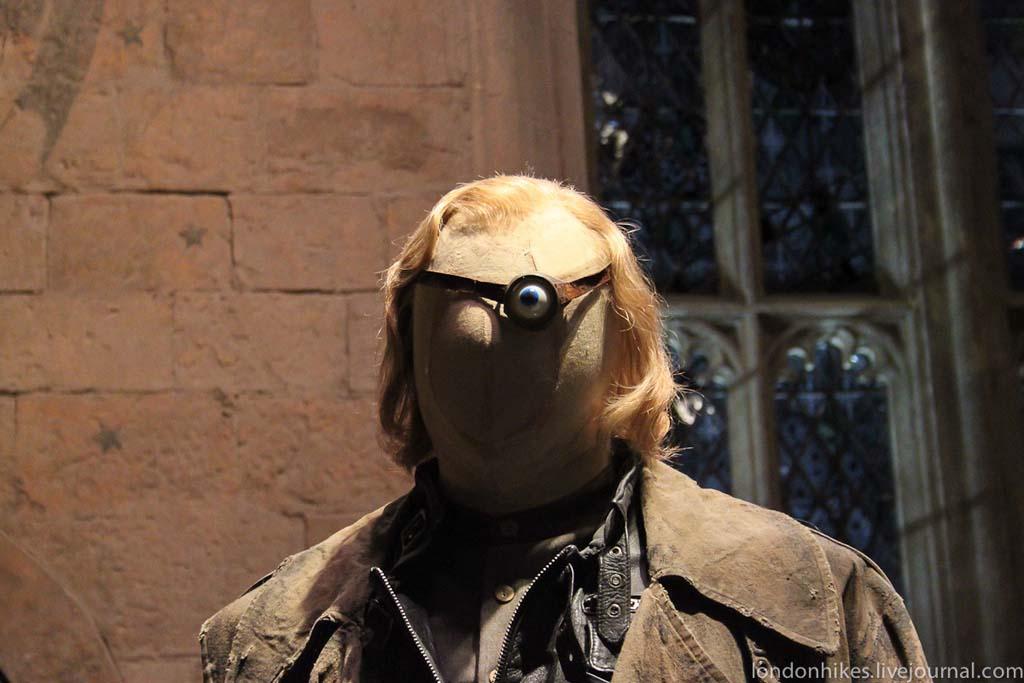 HarryPotter 10 Музей маленького мальчика в очках