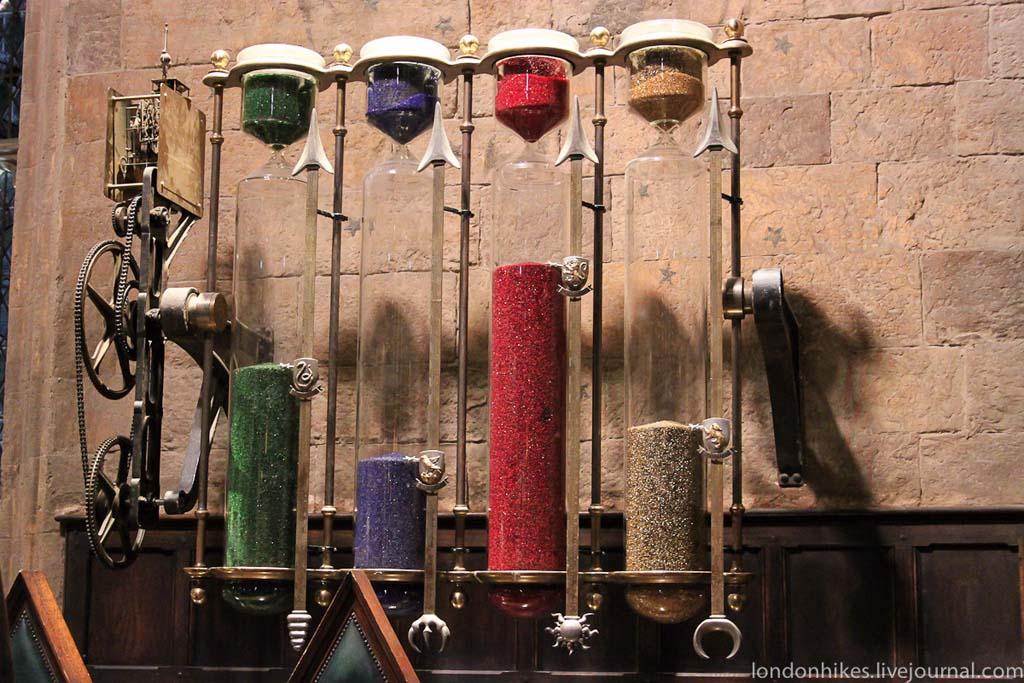 HarryPotter 12 Музей маленького мальчика в очках
