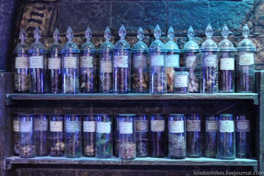 HarryPotter 44 Музей маленького мальчика в очках