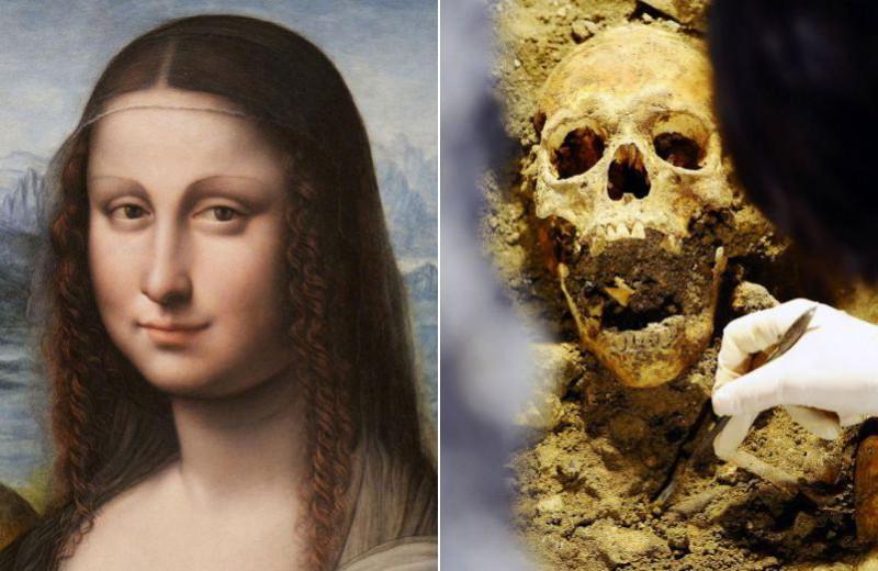 Обнаружены останки МоныЛизы