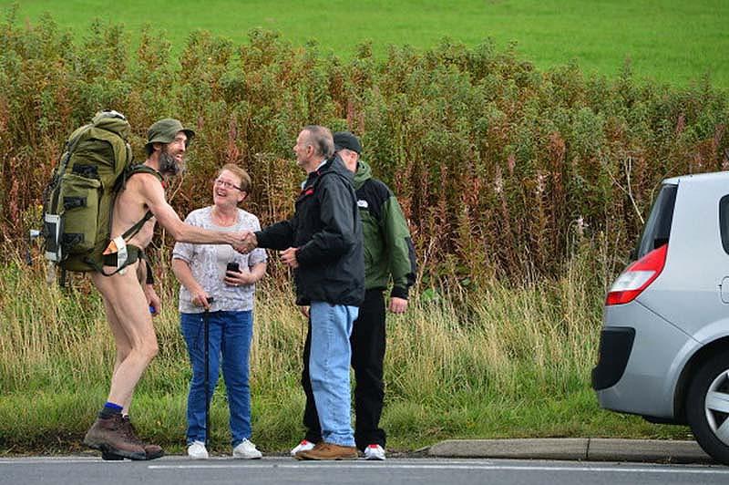 Naked Rambler 2 Голый странник