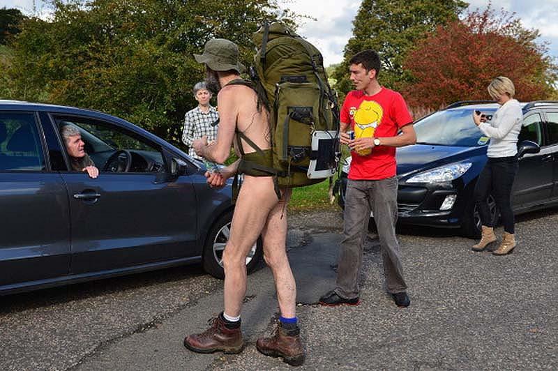 Naked Rambler 3 Голый странник