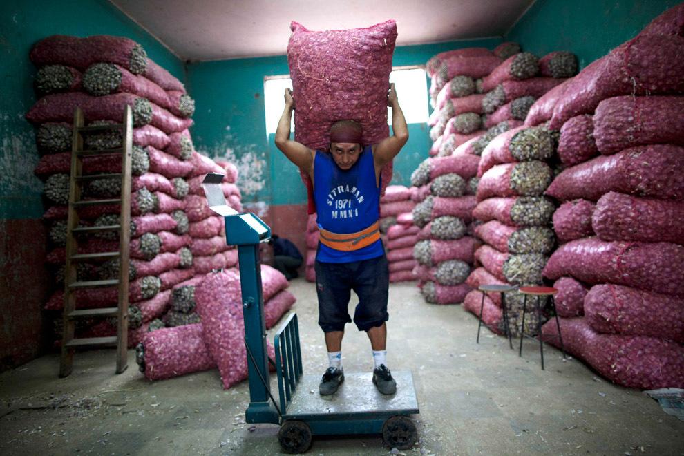 Niranjan Shrestha 7 Повседневная жизнь в разных странах мира в сентябре 2012