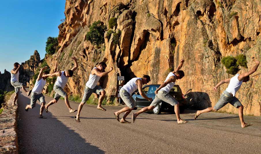 Sequence Photography 49 Выразительные примеры последовательной фотографии