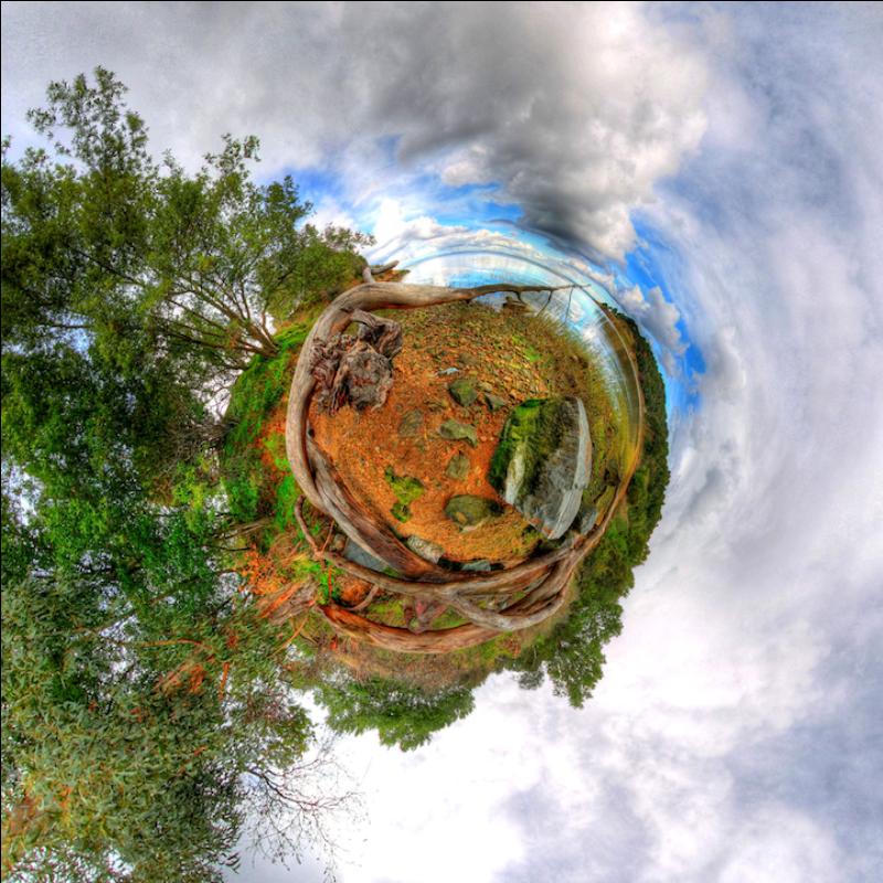 Shockingly Surreal Warped Out Worlds 10 Миры, вывернутые наизнанку