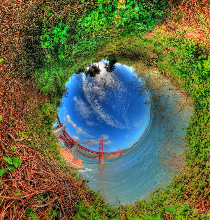 Shockingly Surreal Warped Out Worlds 13 Миры, вывернутые наизнанку