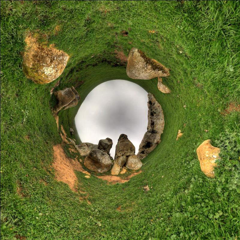 Shockingly Surreal Warped Out Worlds 14 Миры, вывернутые наизнанку