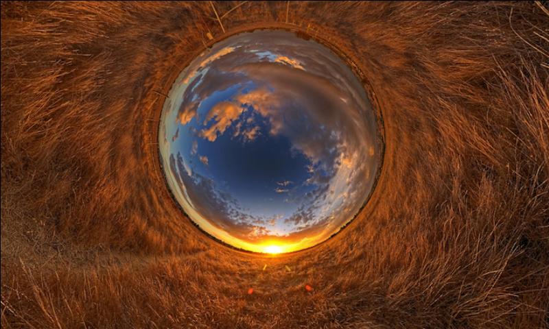 Shockingly Surreal Warped Out Worlds 17 Миры, вывернутые наизнанку