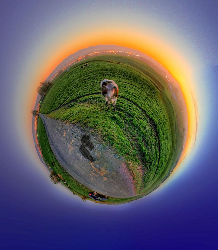 Shockingly Surreal Warped Out Worlds 5 Миры, вывернутые наизнанку