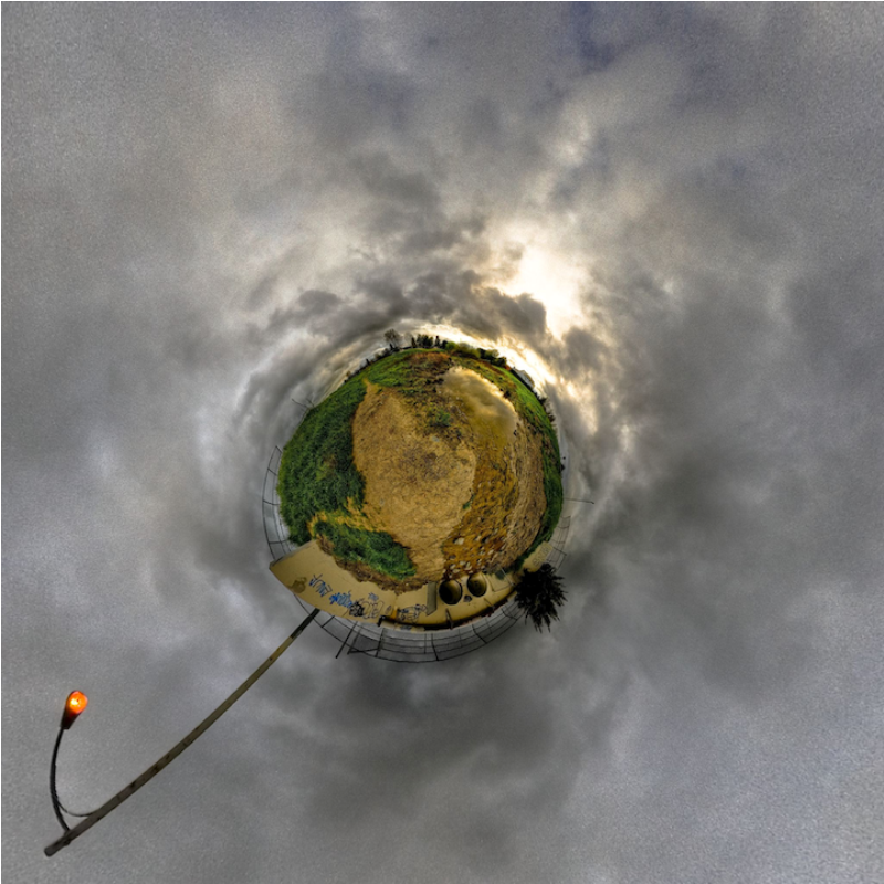 Shockingly Surreal Warped Out Worlds 9 Миры, вывернутые наизнанку