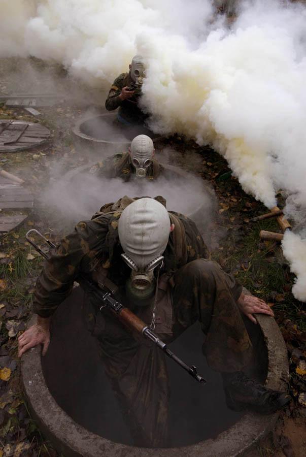 Smoked and battered 9 Квалификационные испытания краповых беретов