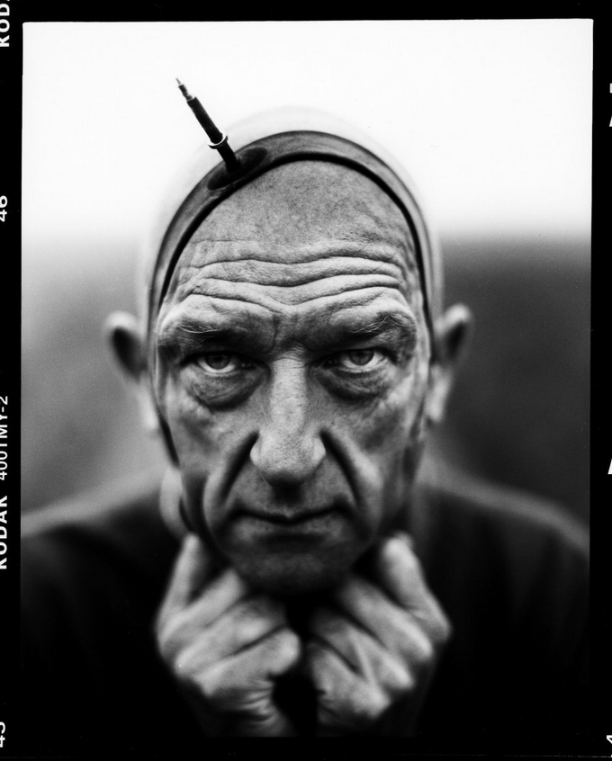 Stephan Vanfleteren 17 Портреты от Стефана Ванфлетерена