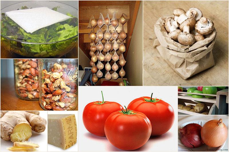 TEMP17 Как правильно хранить продукты