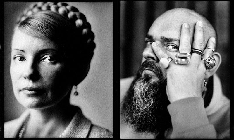 Портреты от Стефана Ванфлетерена