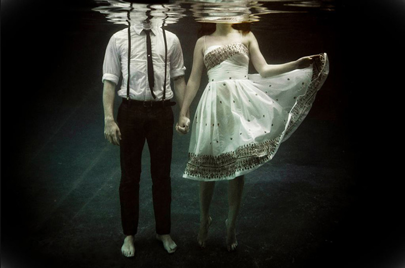 Underwater Love Story 1 Подводная любовь