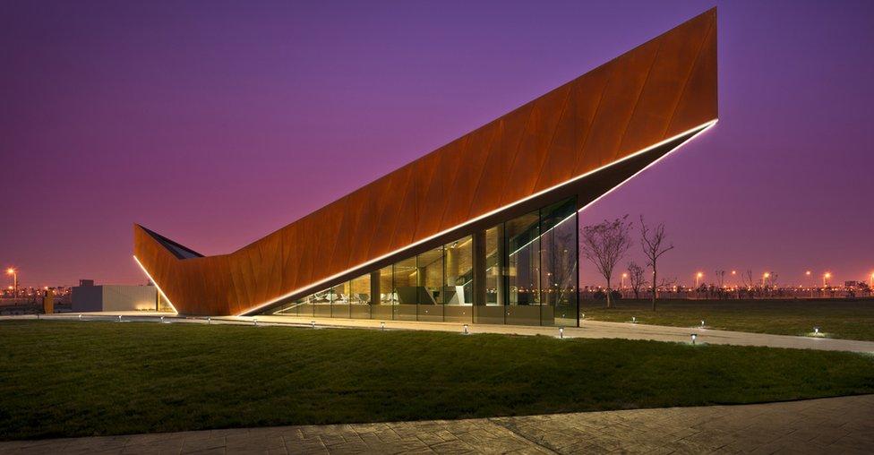 World Architecture Festival 2 Призеры Всемирного фестиваля архитектуры 2012