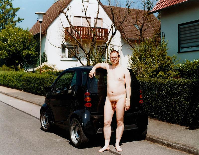 фото голых мужчин на авто