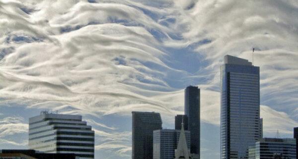 50 самых красивых облаков вмире