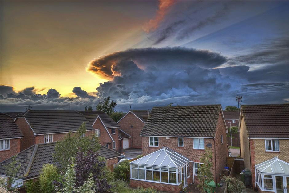 beautifulclouds 42 50 самых красивых облаков в мире