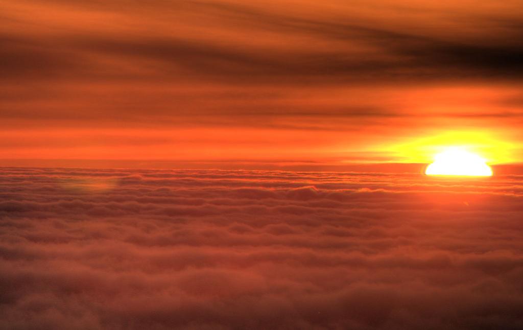 Океан облаков