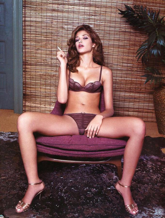 famouswoman 10 37 роковых красавиц и сигареты