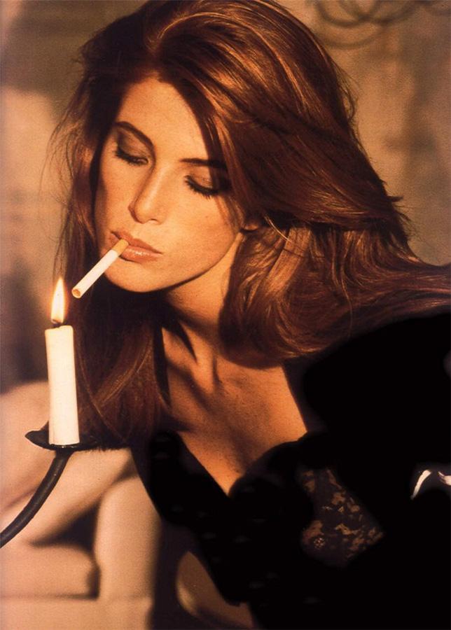 famouswoman 13 37 роковых красавиц и сигареты