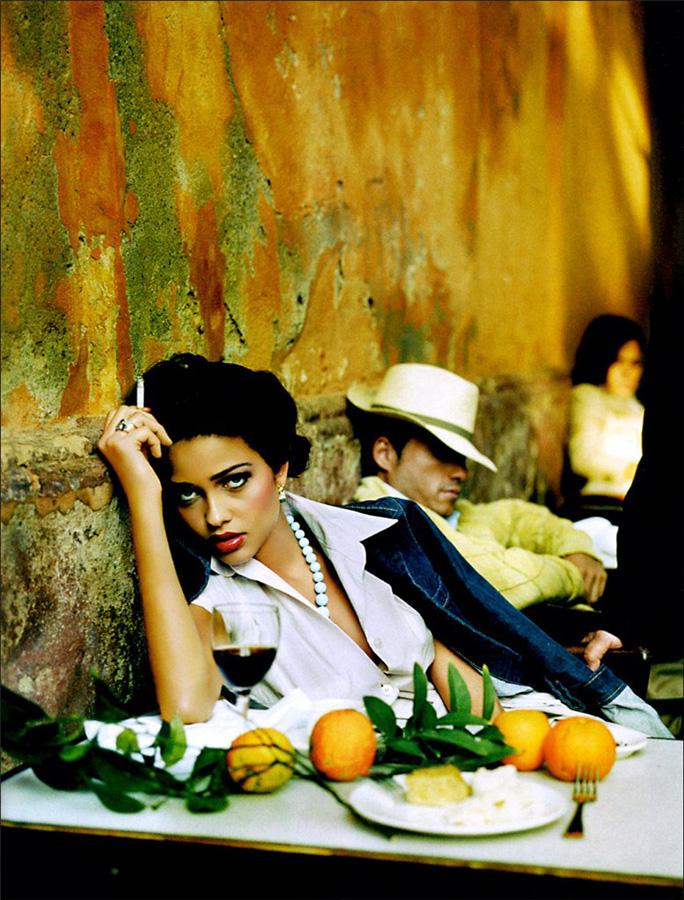 famouswoman 3 37 роковых красавиц и сигареты