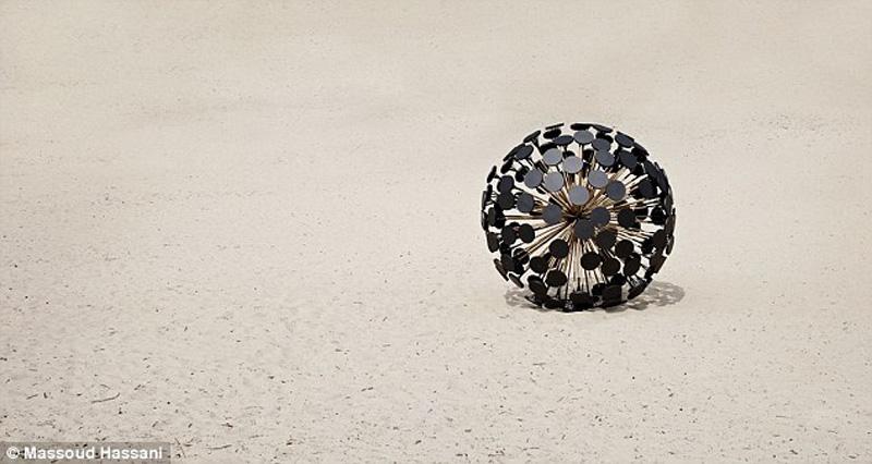 giantball 11 Необычное разминирование