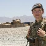Будни британских женщин-военнослужащих в Афганистане