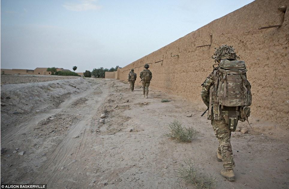 girls life in the Army 25 Будни британских женщин военнослужащих в Афганистане