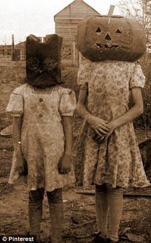 halloween 10 Ретро костюмы на Хэллоуин