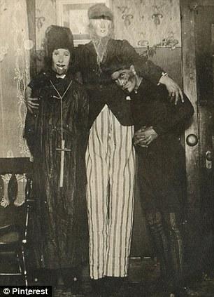 halloween 15 Ретро костюмы на Хэллоуин