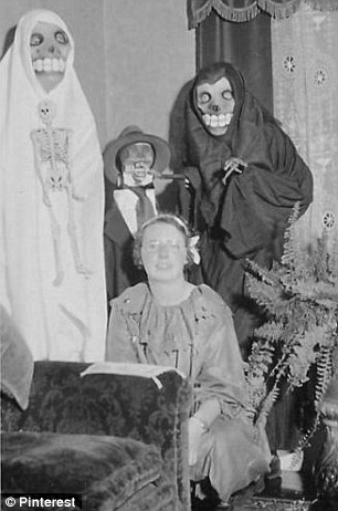 halloween 20 Ретро костюмы на Хэллоуин
