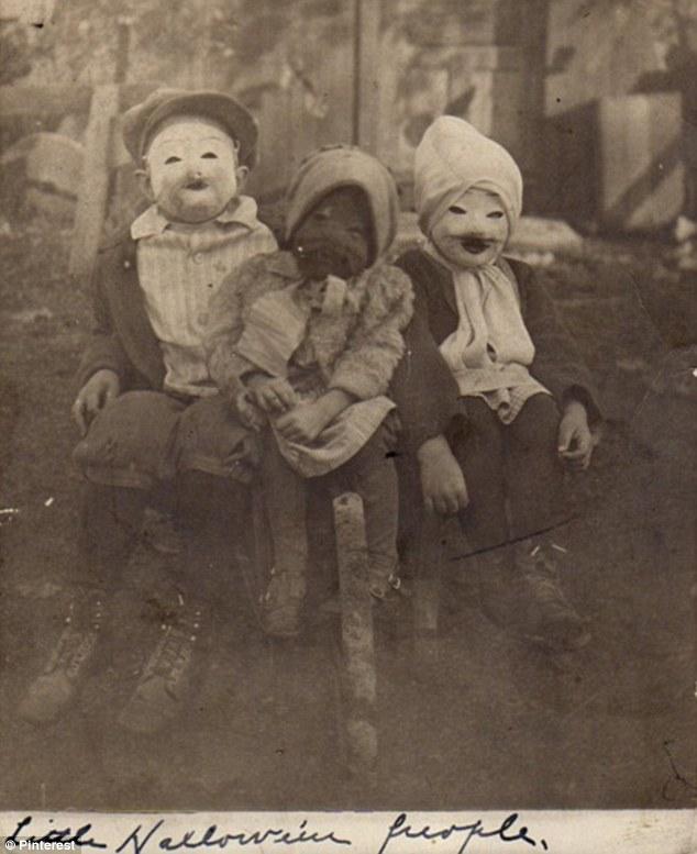 halloween 8 Ретро костюмы на Хэллоуин