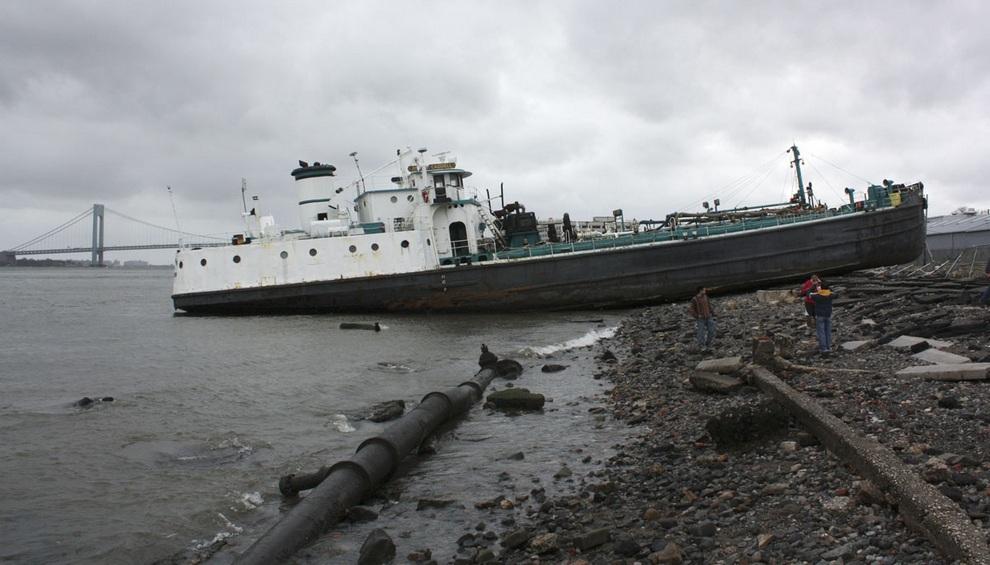 haosafter 27 Разруха и хаос после урагана Сэнди