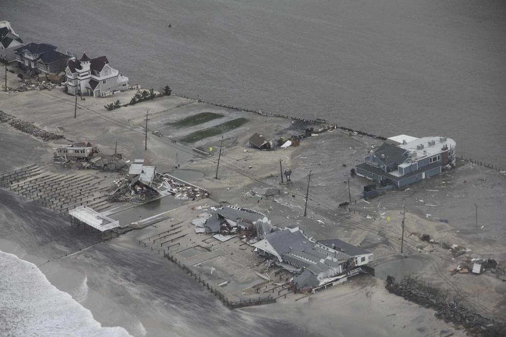 haosafter 28 Разруха и хаос после урагана Сэнди