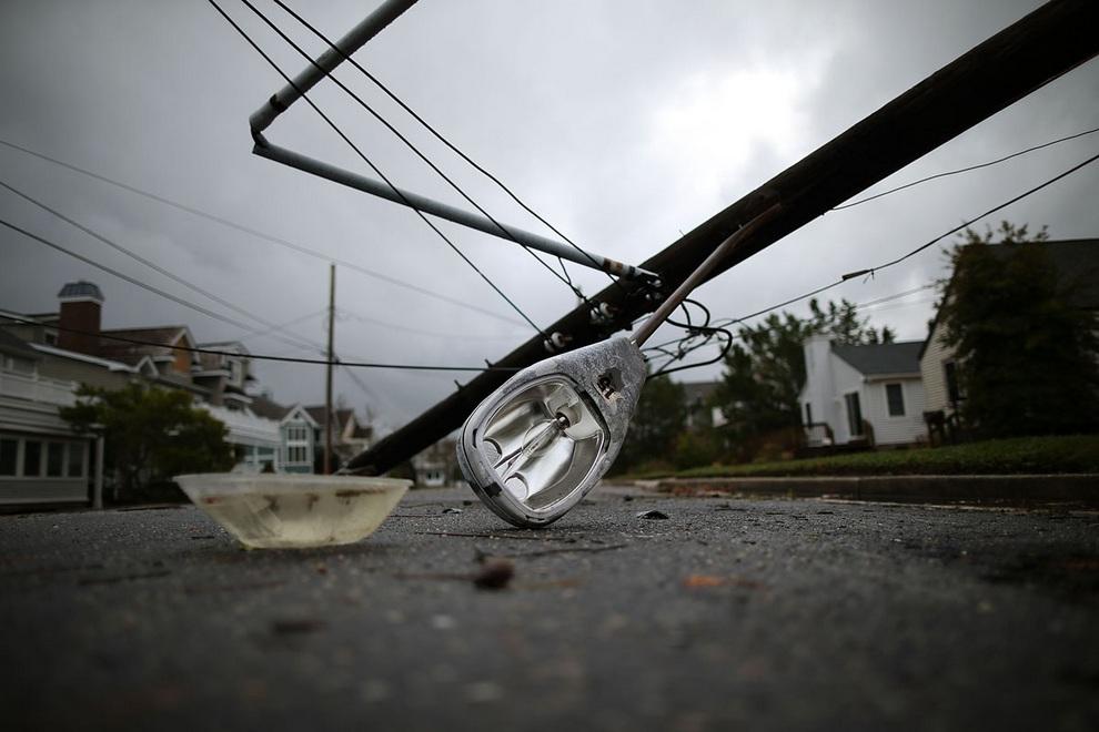 haosafter 37 Разруха и хаос после урагана Сэнди