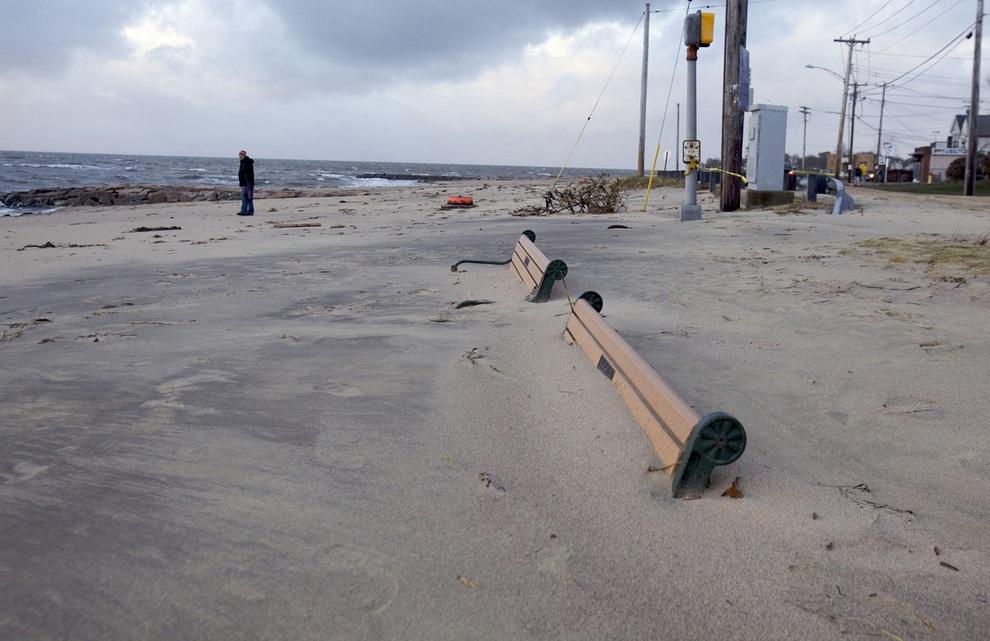 haosafter 43 Разруха и хаос после урагана Сэнди
