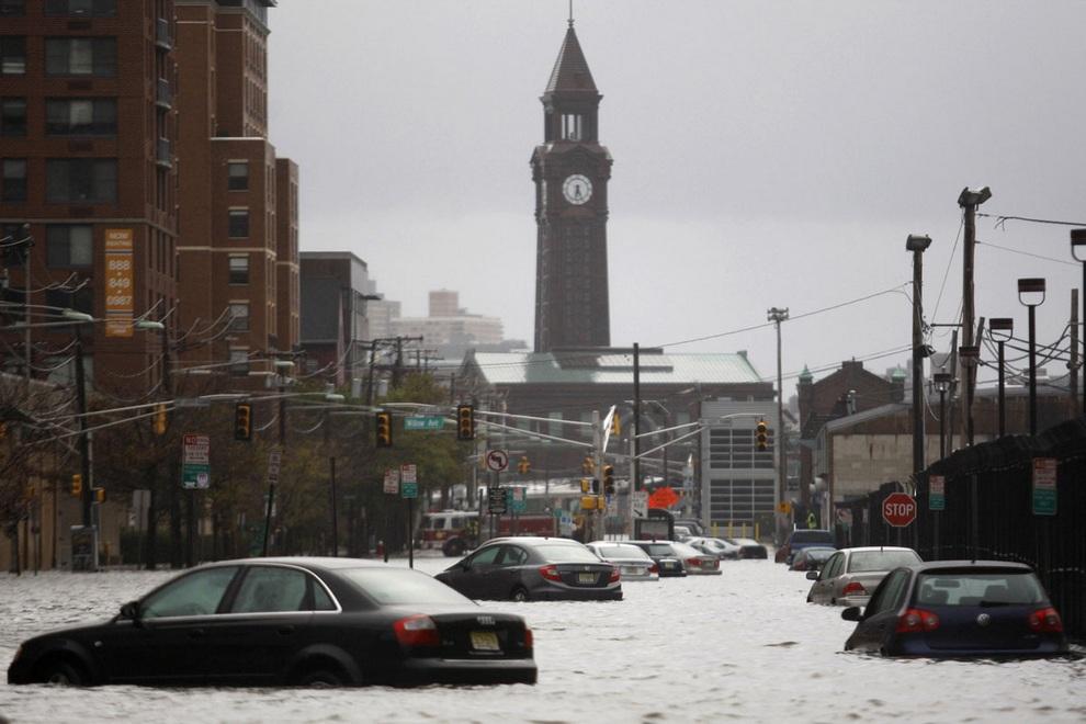 haosafter 7 Разруха и хаос после урагана Сэнди