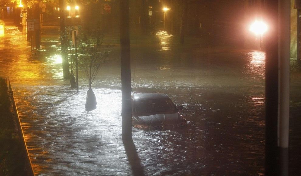 haosafter 8 Разруха и хаос после урагана Сэнди